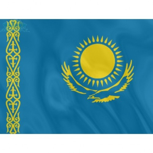 Флаг РК (кабинетный)